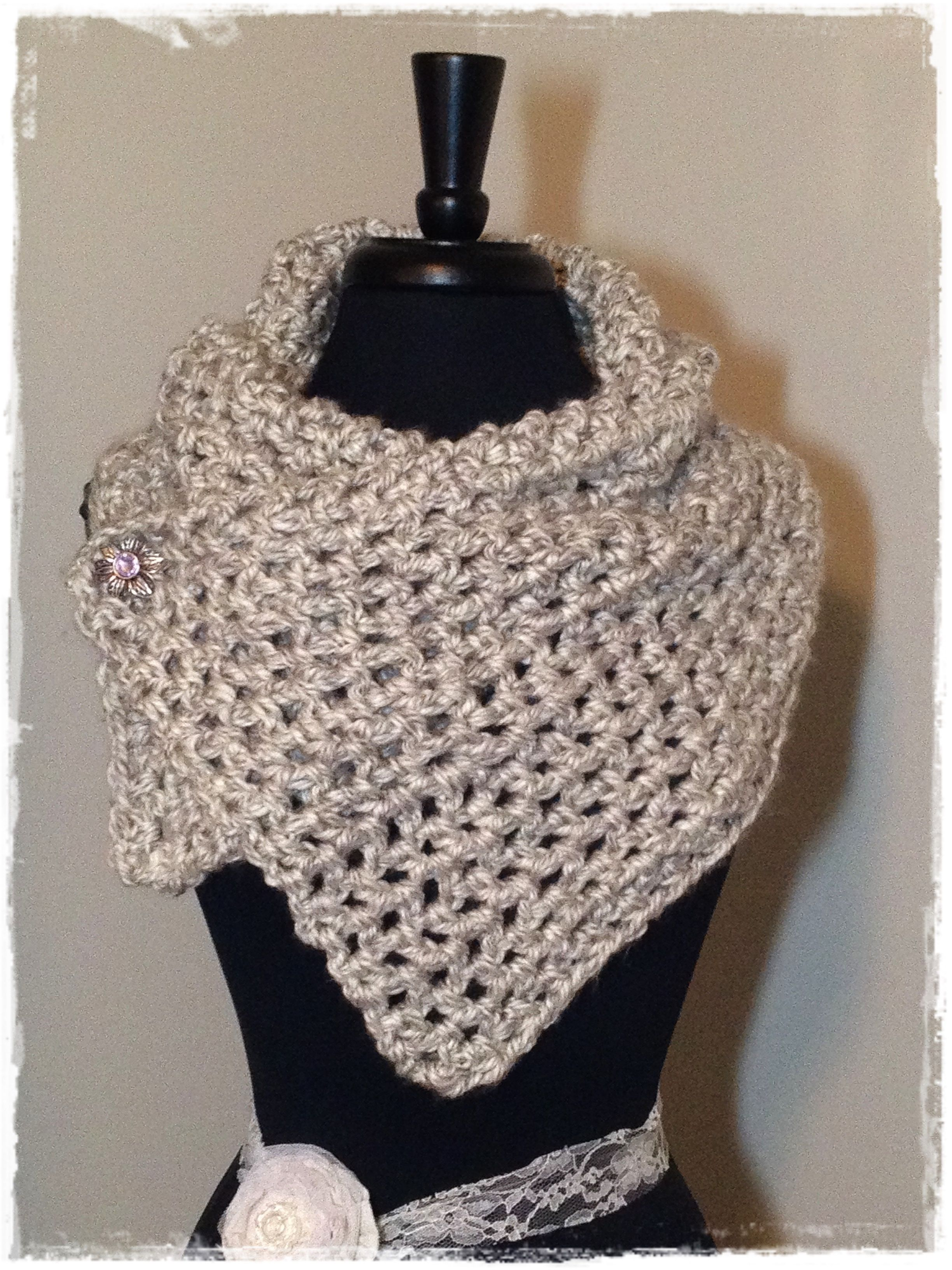 Super simple wrap made from lion brand heartland thick quick super simple wrap made from lion brand heartland thick quick yarn pattern is just bankloansurffo Gallery