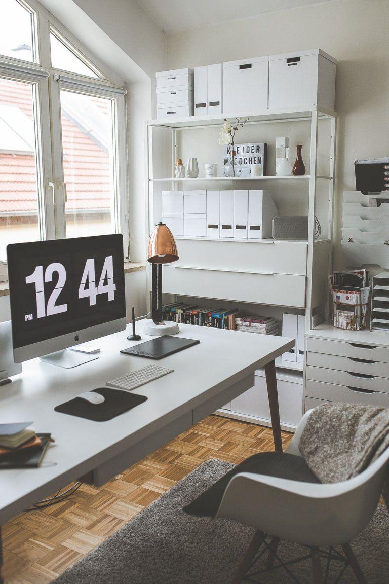 Mein Arbeitszimmer 2.0: Stylishe und funktional Einrichtungsideen für das Home Office! – Kleidermädchen: Fashion, Beauty, Interior und Food Blog aus Sachsen und Thüringen!