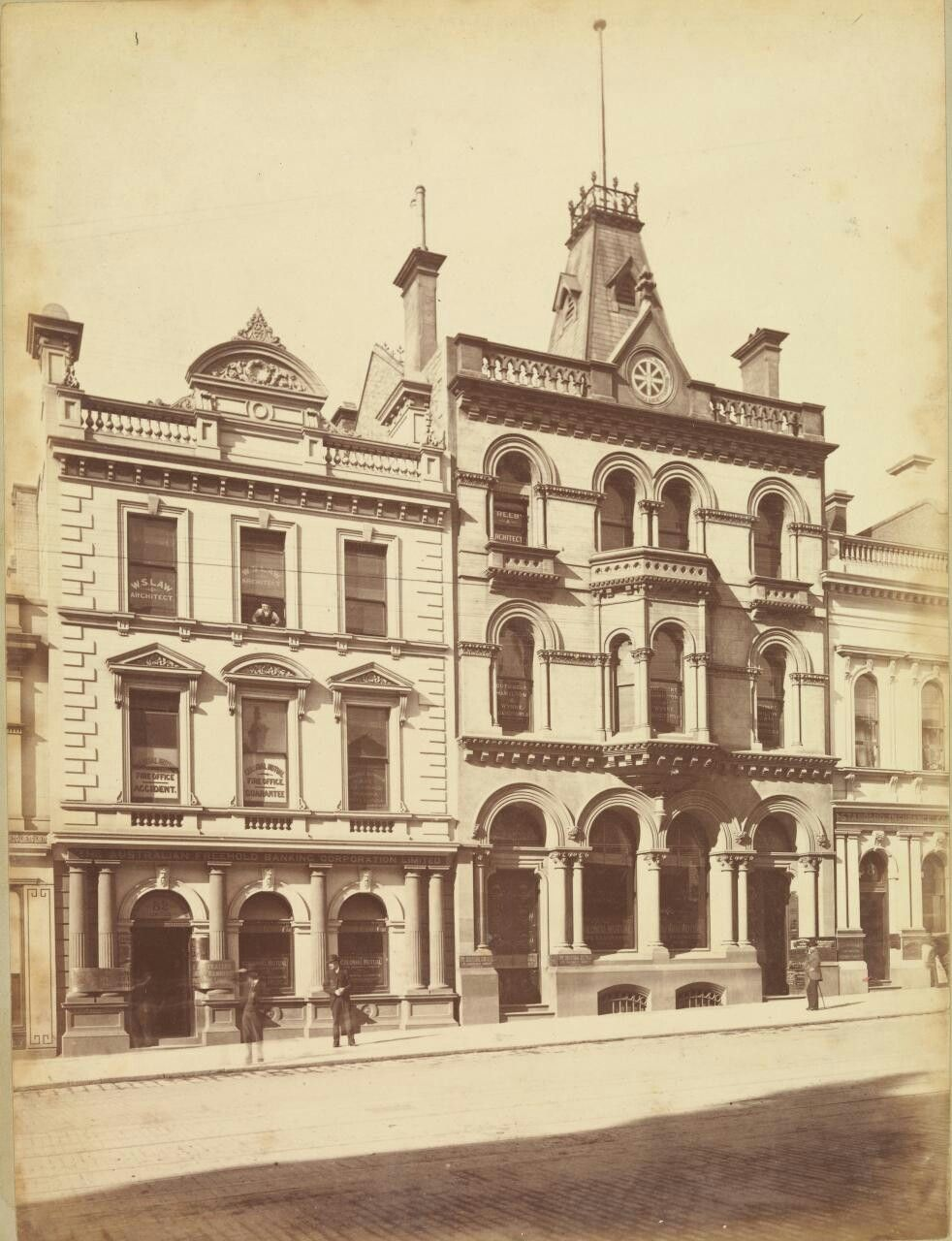 Colonial mutual insurance co on collins st westmelbourne