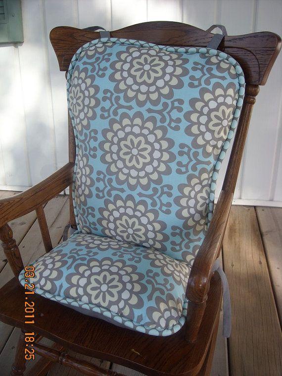 Chair Back Cushion Chair Rocking Chair Pads Kitchen Chair Cushions
