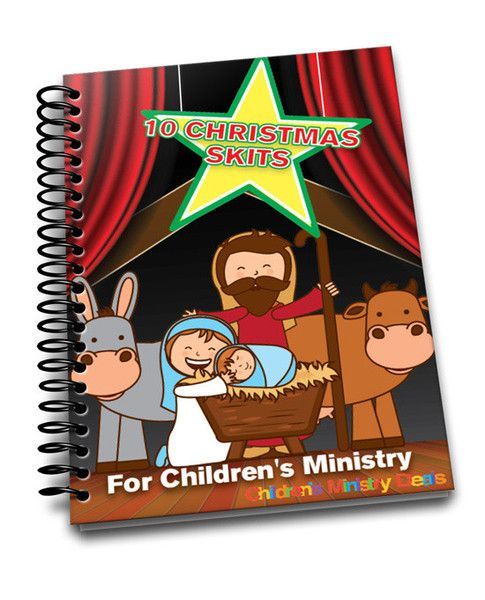 Free Childrens Ministry Christmas Skits
