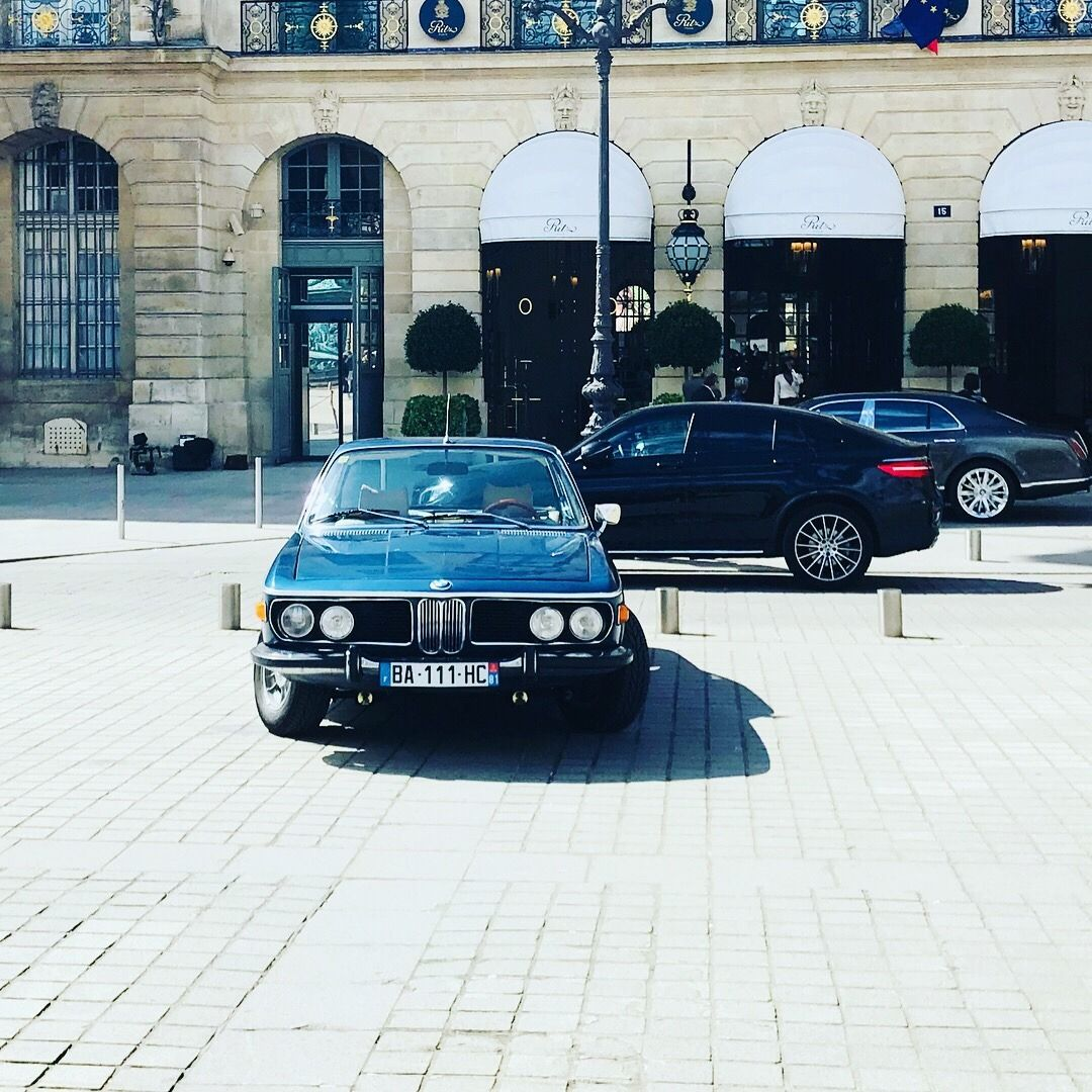 Bmw 3.0 CSi - #Automotive #bmw #carphotography #carporn #cars #classic #CSi
