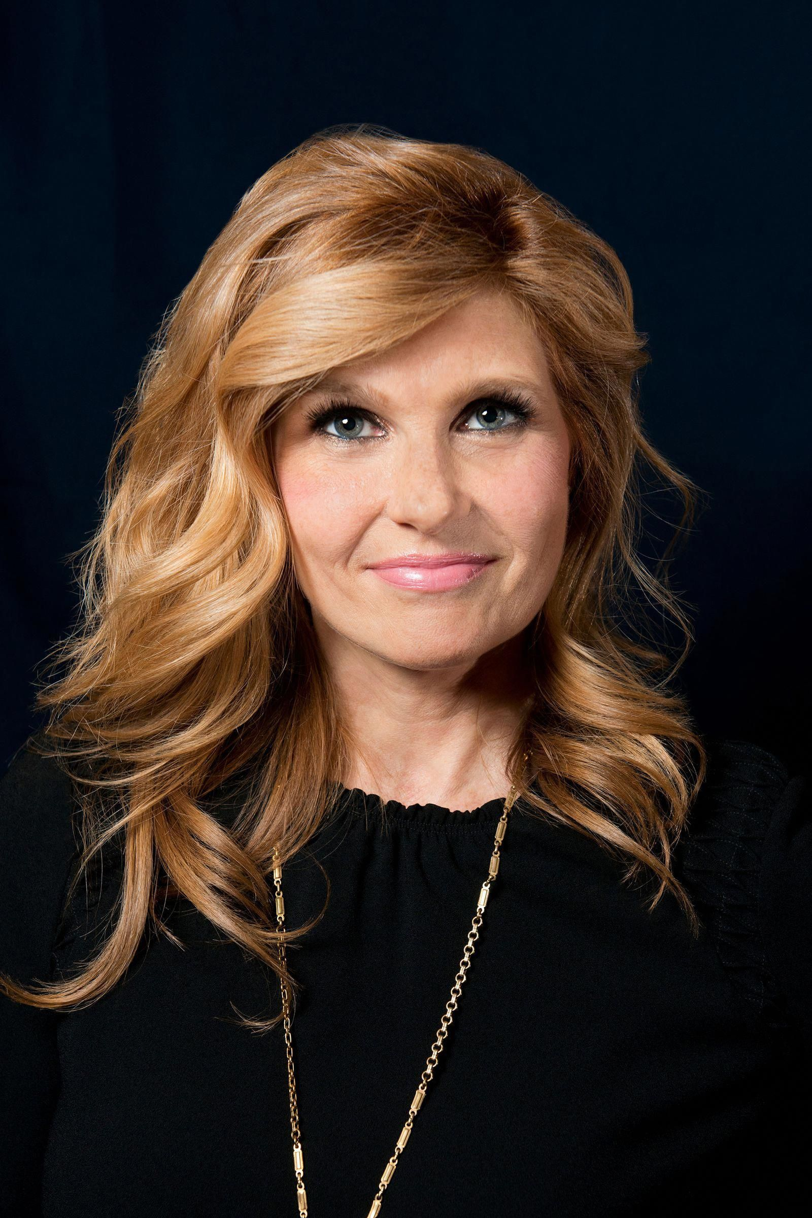 Connie Britton expression 50 year old hairstyles, Old