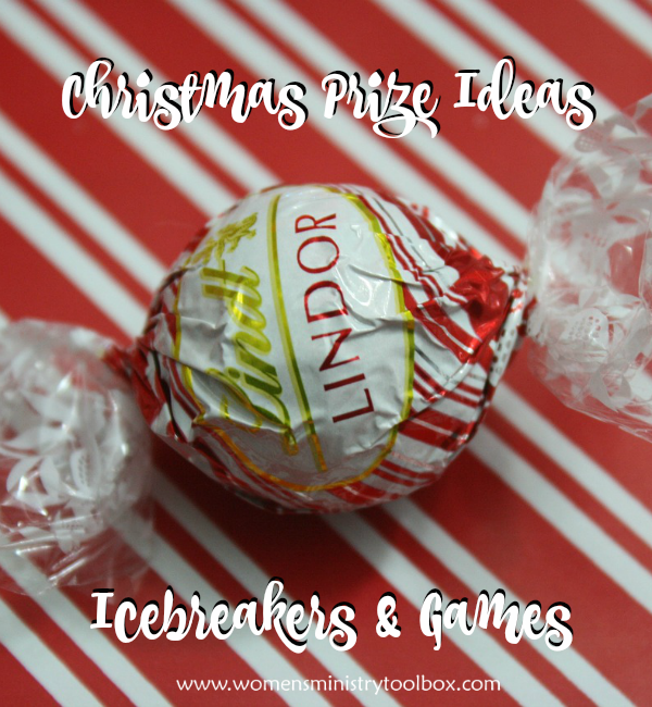 Amazing Christmas Party Prize Ideas Part - 12: Christmas Prize Ideas For Icebreakers U0026 Games