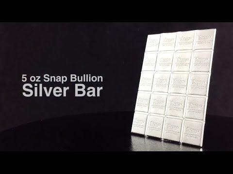 Sealed Elemetal Snap Bullion 2oz .999 Silver Divisible Fractional Bar