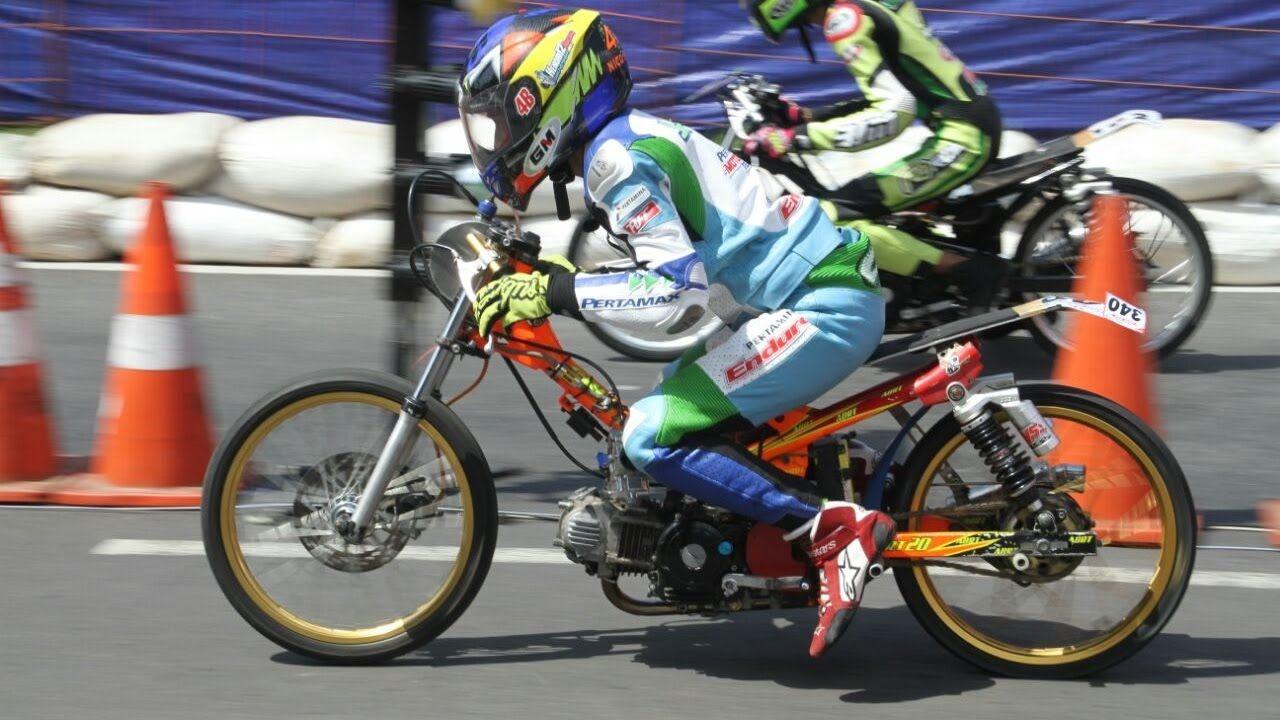 Performance Liar Team Balap Rinjani Racing Drag Bike Racing Videos Sepeda Motor Sepeda Olahraga