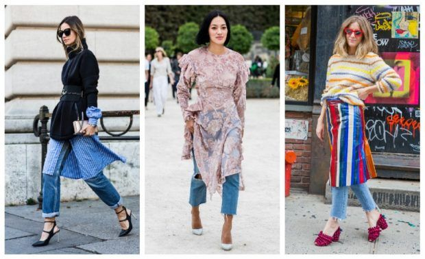 3 Creative Ways To Layer Denim For Spring
