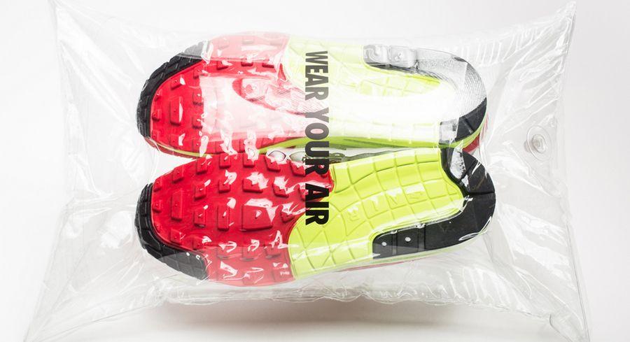 Nike Air Max 1 in an Air Bag