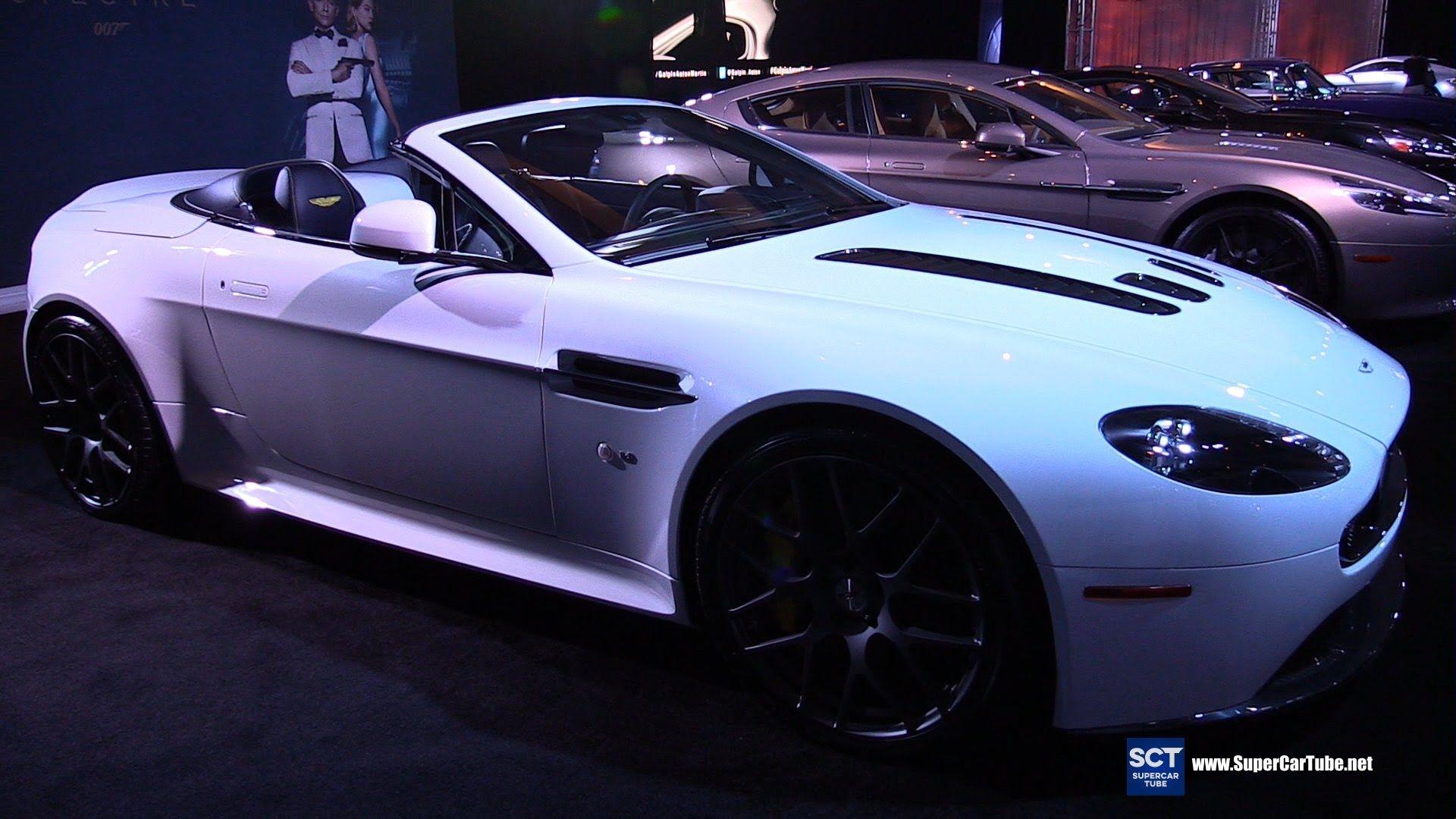 Aston Martin V12 Vantage S by Galpin Auto Sports Exterior