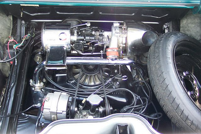 Corvair Engine | Turbo Corvair engine | Flickr - Photo Sharing!
