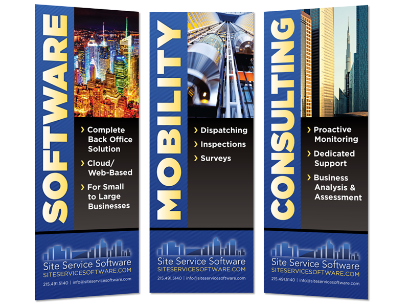 Exhibition Booth Banners : Trade show booth banner design and production graphic