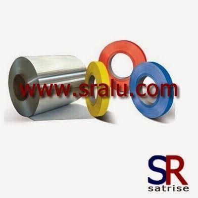 Coated Aluminum Coil Color Coated Aluminum Coil Colored Aluminum Aluminum Foil Aluminum
