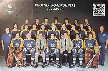 1974-75 Phoenix Roadrunners