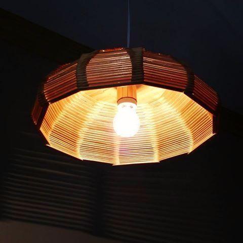 Luminaria De Palito De Picole Com Imagens Palito De Picole