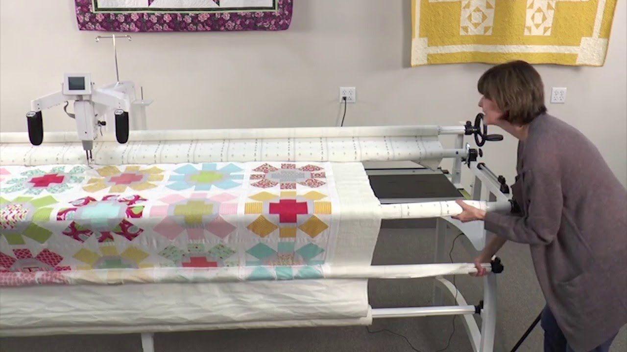 baby lock Jewel Quilt Pattern Board