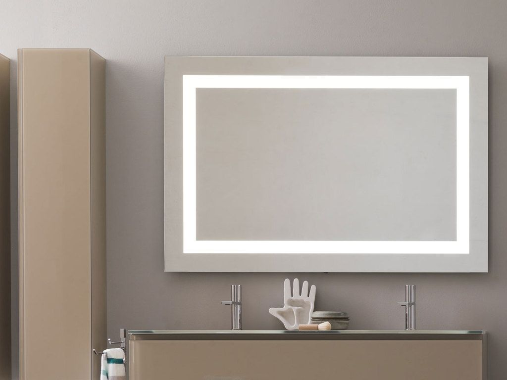 Espejo Para Ba O Luz Led Marco Hotel Pinterest Led And Bedrooms # Muebles Zb Zaragoza