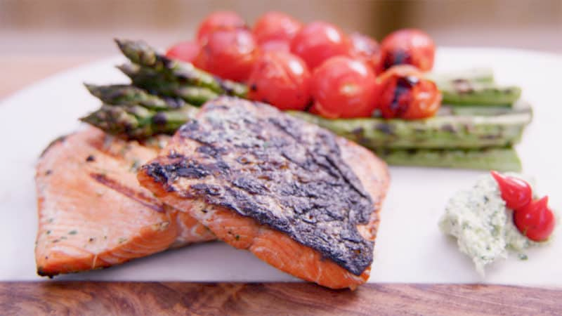 8 of Our Favorite Easy Salmon Recipes - Just Cook #searedsalmonrecipes