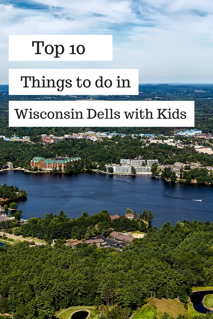 top 10 things to do in wisconsin dells | travel | pinterest