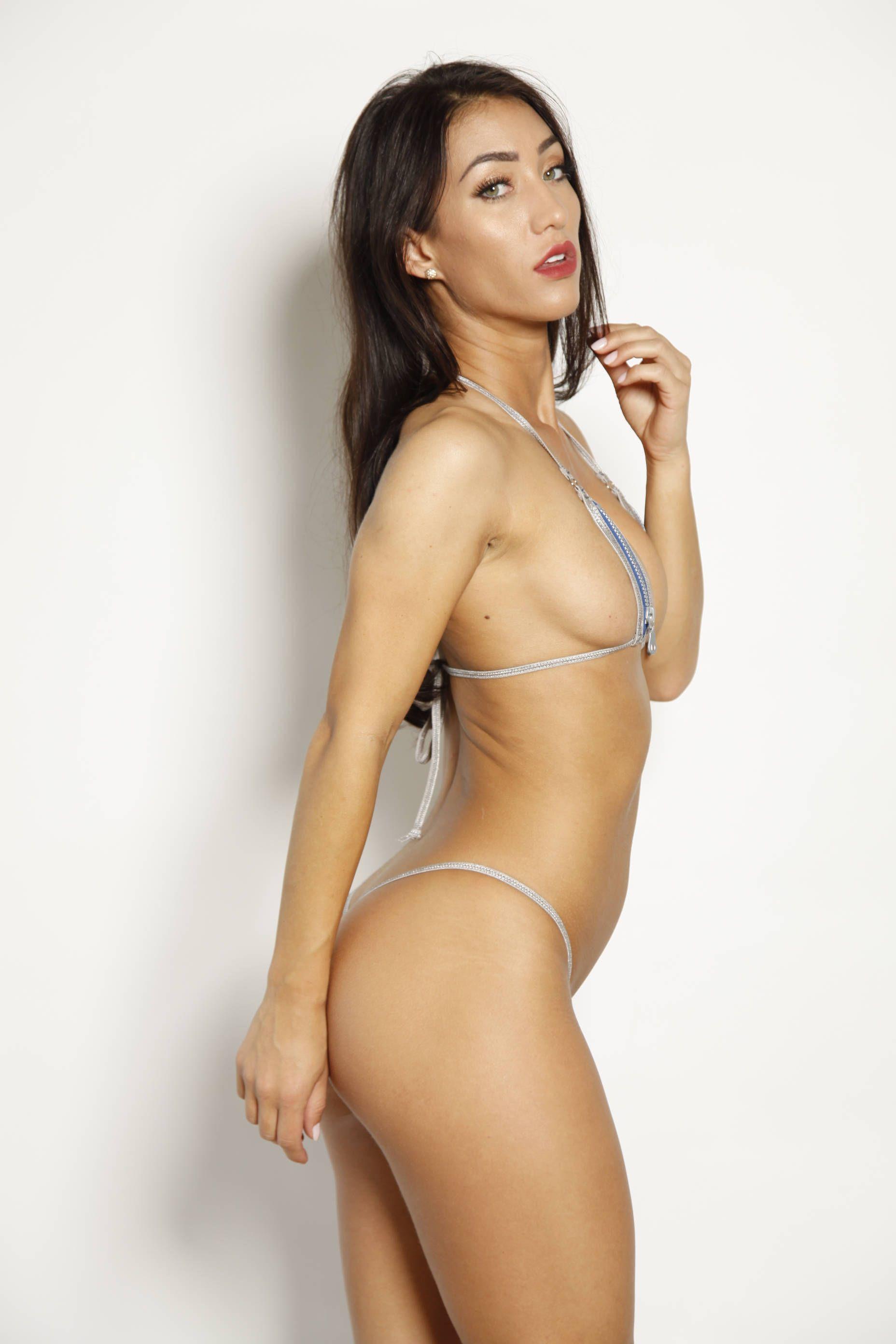 bikinis Open micro string