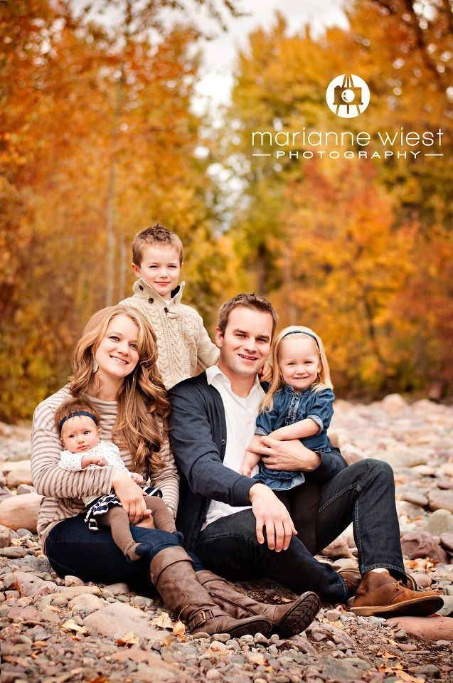 Family Photo Ideas Fall