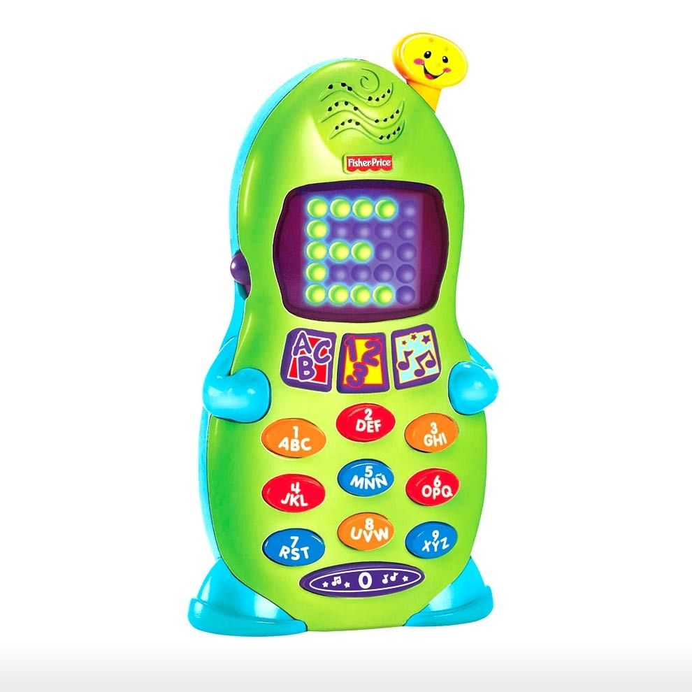 Fisher Price Toys 6m 3y Learning Phone Shop Online Fisher Price Fisher Price Toys Phone Shop