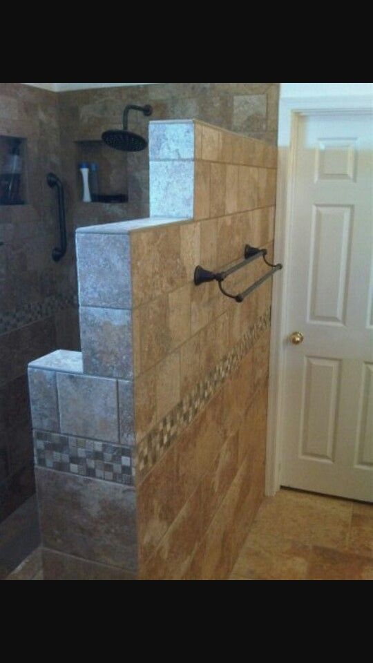 Pin By Aaron Wegman On House Ideas Shower Remodel Bathroom