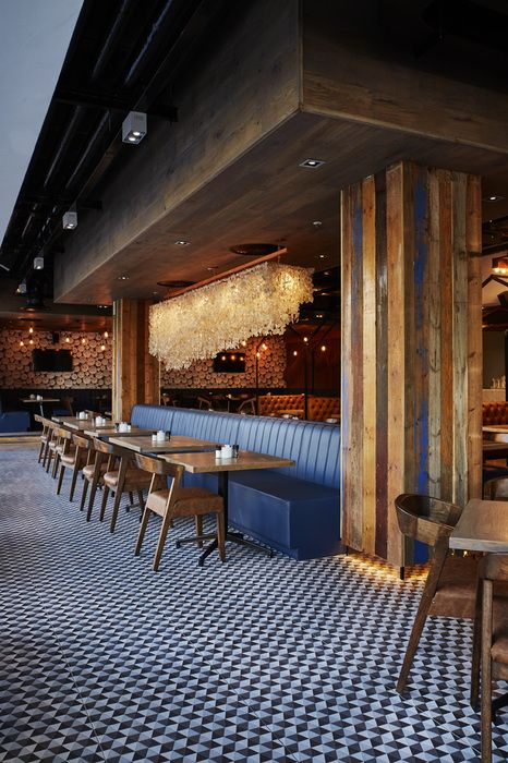 Bar Design Awards News Cafe Johannesburg South Africa Middle East