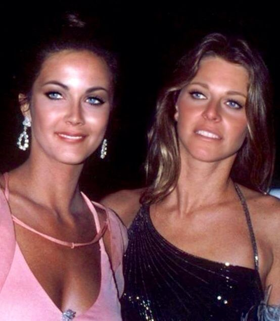 Wonder Woman and The Bionic Woman, 1970's