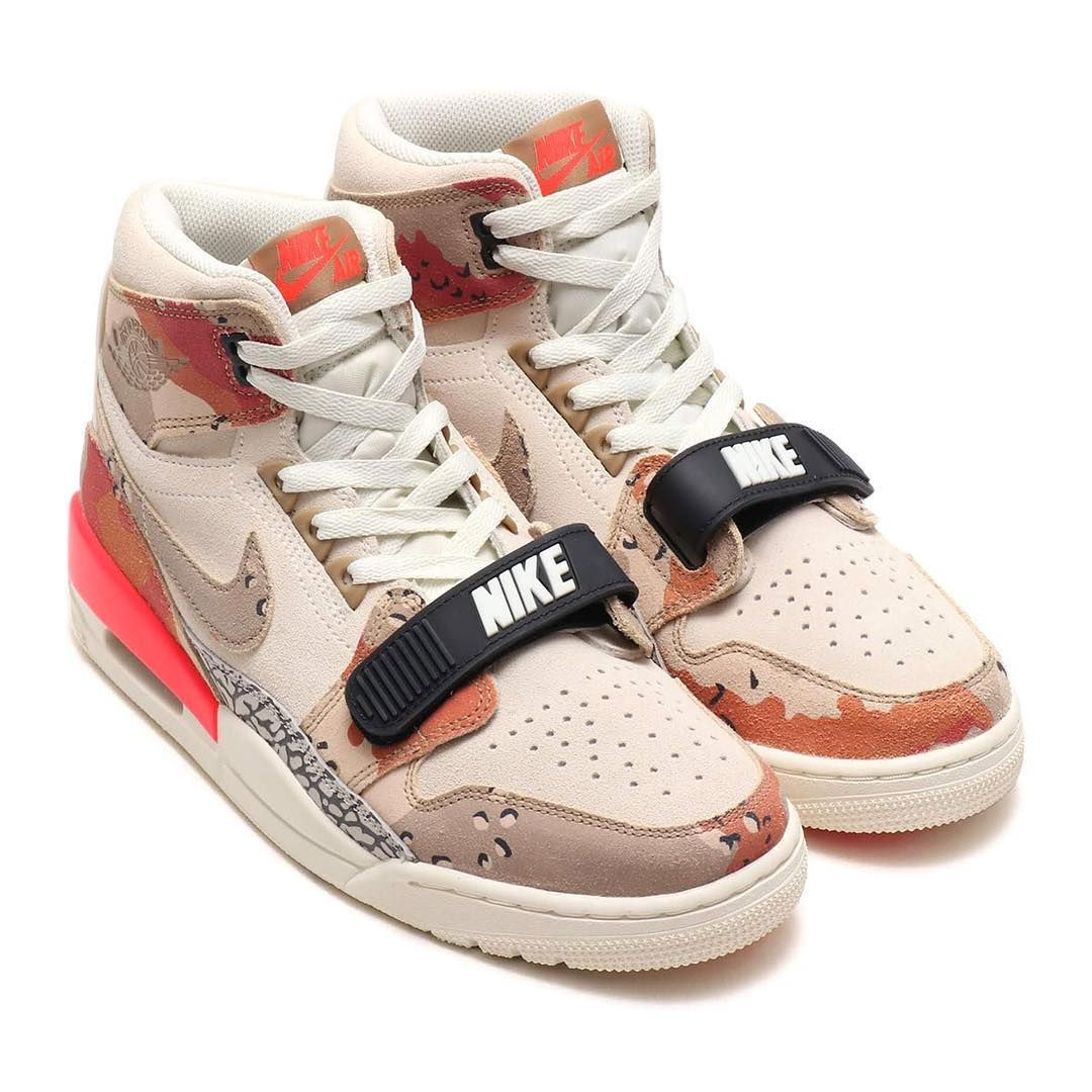 air force one nike desert storm