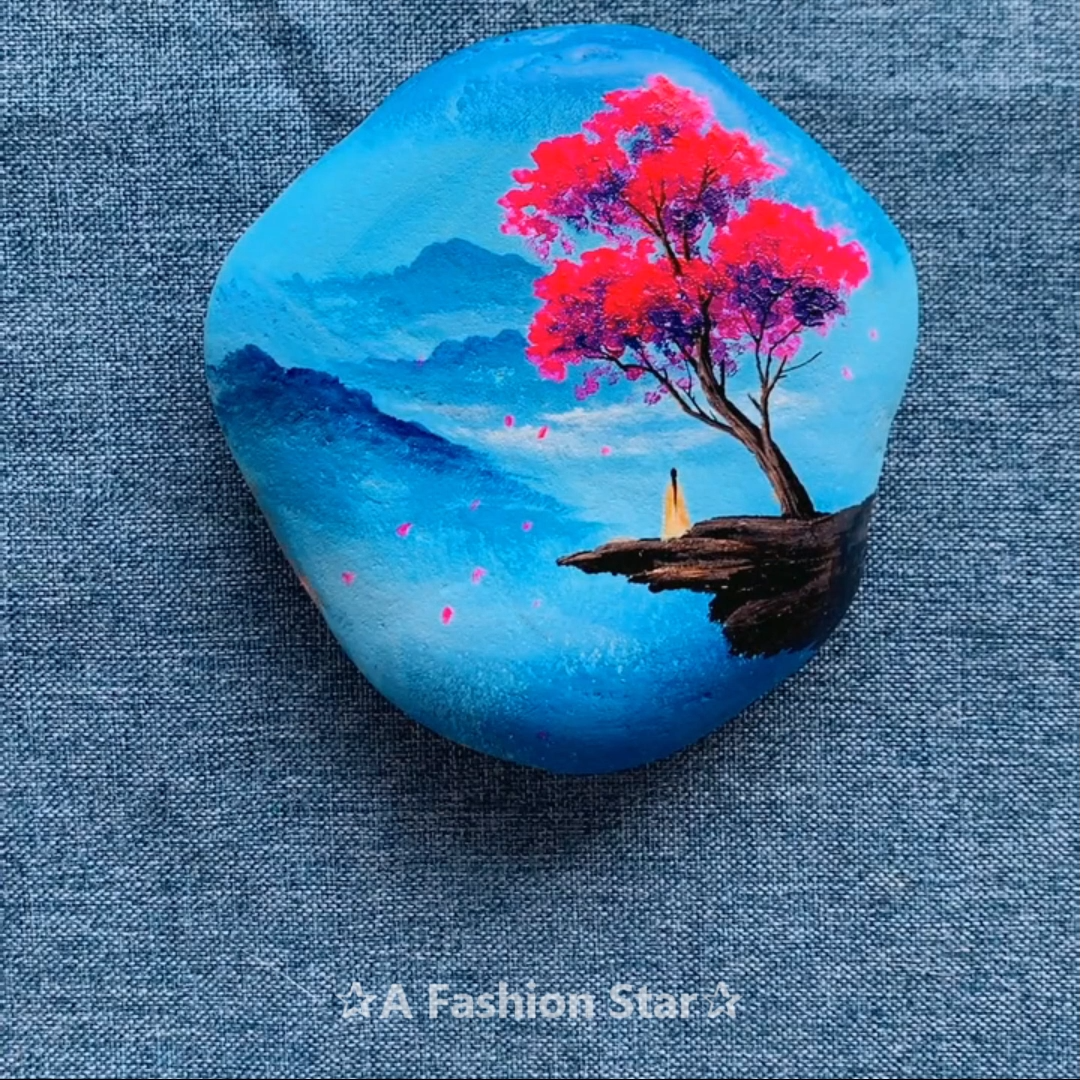 7 Rock Painting Ideas For Home Decor – DIY Rock Art