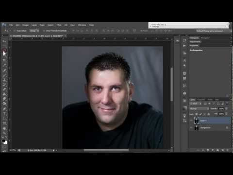 How To Fix A Double Chin In Photoshop With A Few Simple Steps Youtube Using Transform Tool Photography Editing Tutorials Photoshop Editing Photoshop