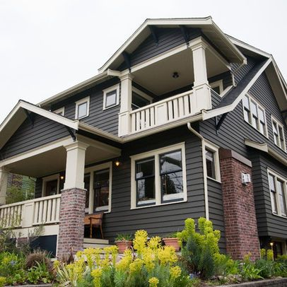 Craftsman Exterior Design Ideas Pictures Remodel And Decor