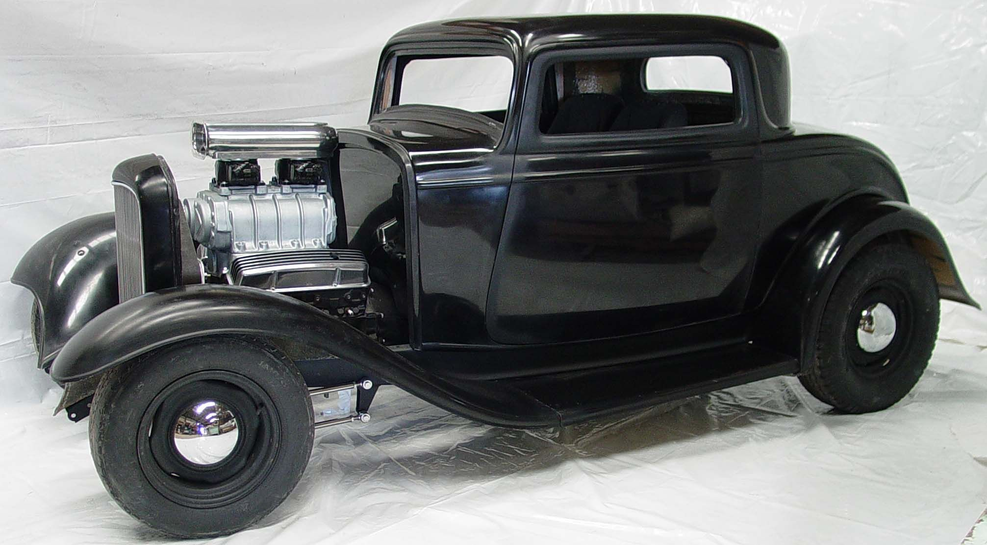 Ac Autos 32 Ford Coupe Body Tci Frames 32 Ford 32 Ford Coupe Ford