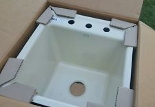 Kohler Park Falls Cast Iron Undercounter Sink Cane Sugar Lowest
