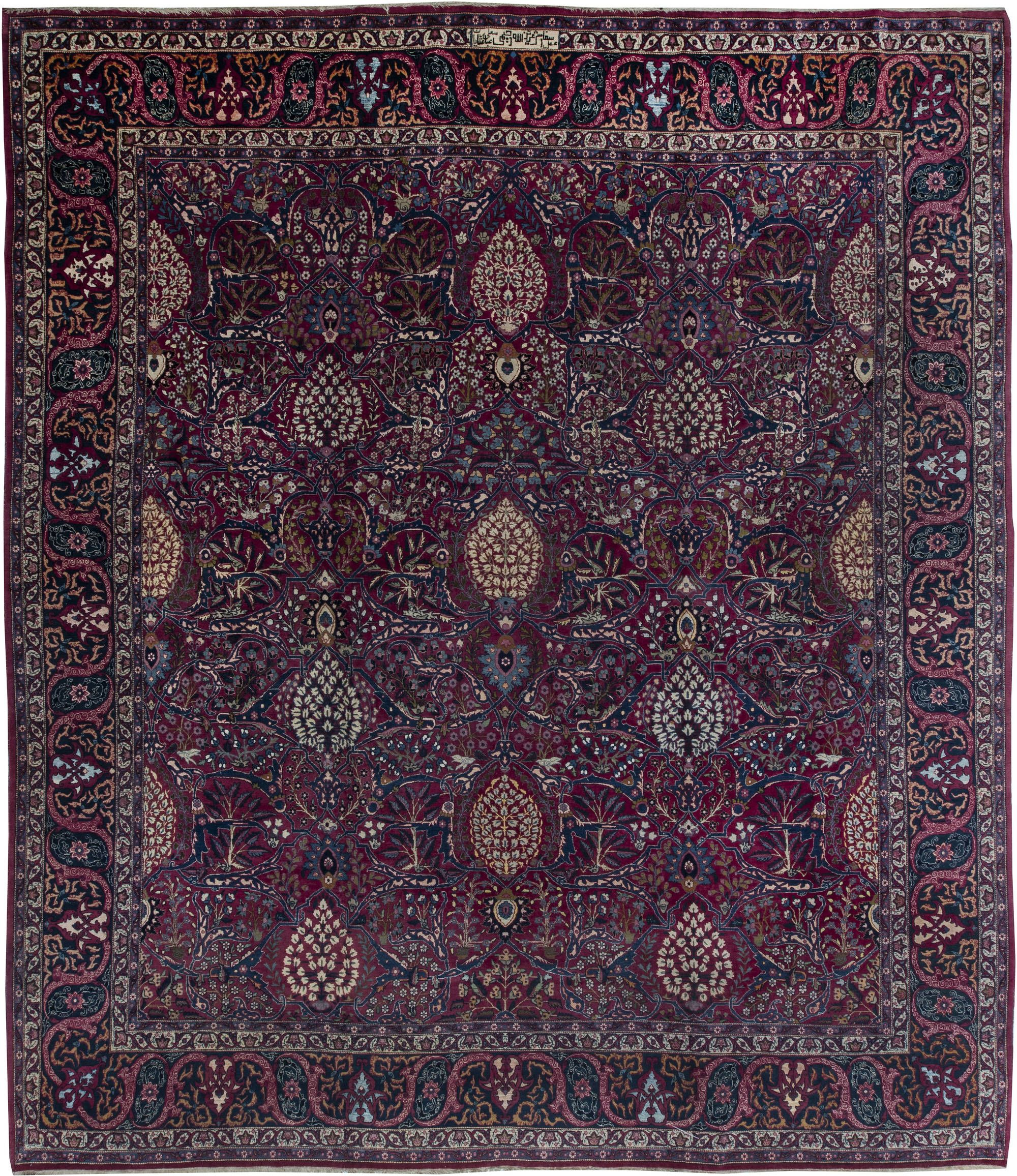 antique and vintage rugs, custom carpets by dlb new york city