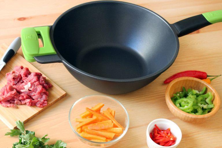 Tecnica Cocina Wok Cocina Con Bra Receta Blog Recetas Pinterest