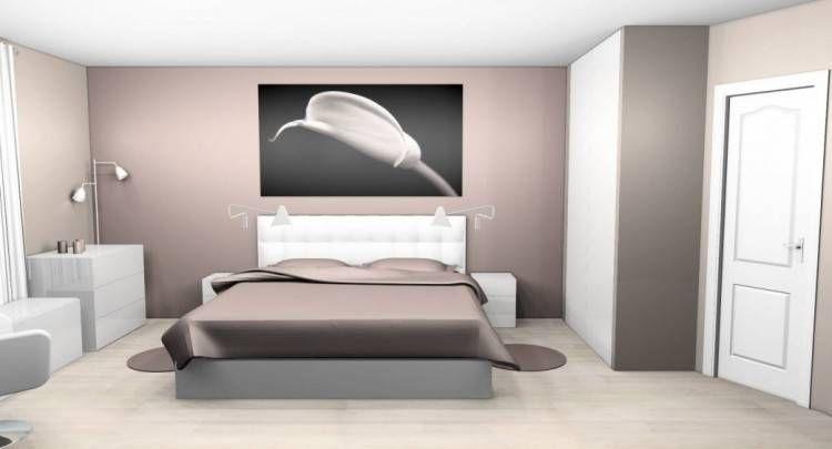 Cote De Table Interieur Chambre A Coucher Noir Deco Chambre