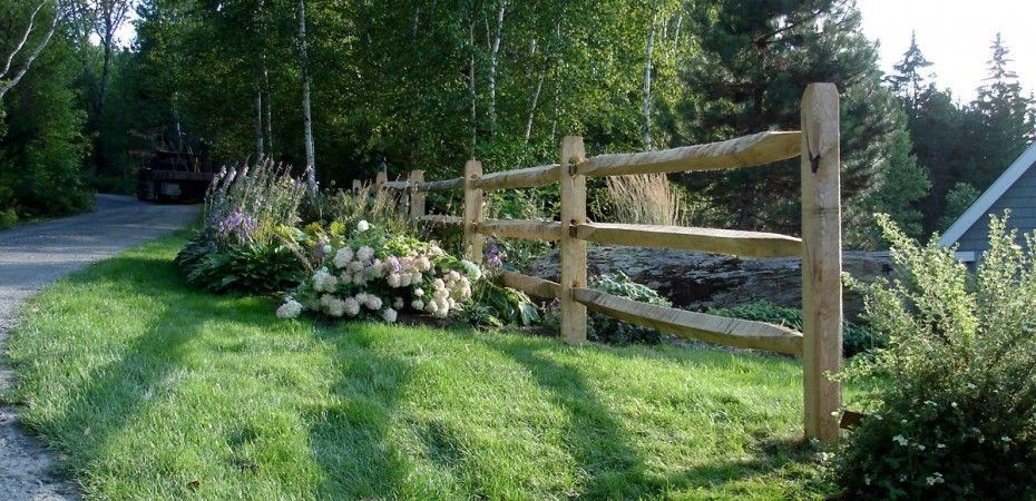 split rail fence with wire mesh - Google Search | Home | Pinterest ...