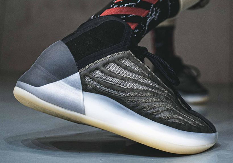 Adidas Yeezy Quantum Barium H68771 Release Date Sneakernews Com 2020