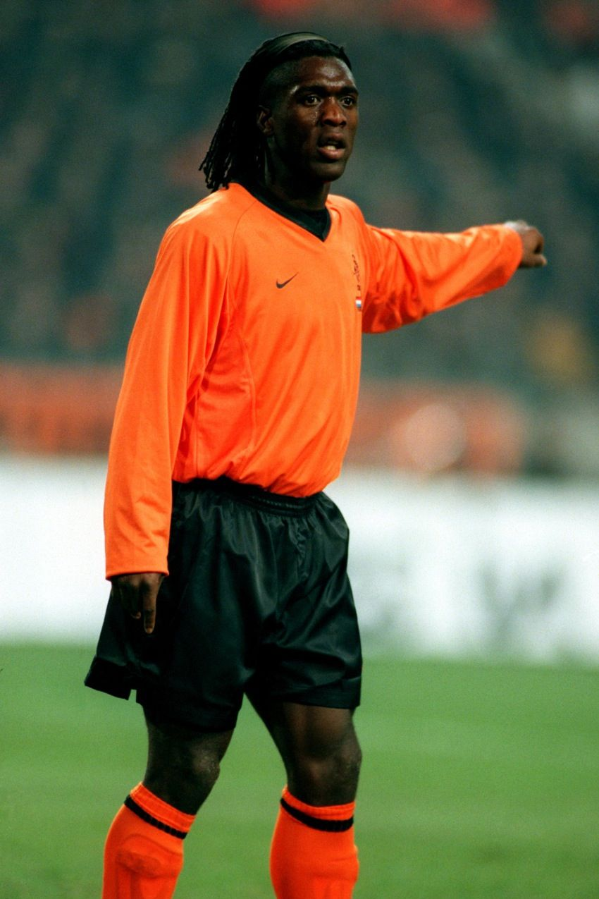 Clarence Seedorf - Holland | Best football players, World football ...