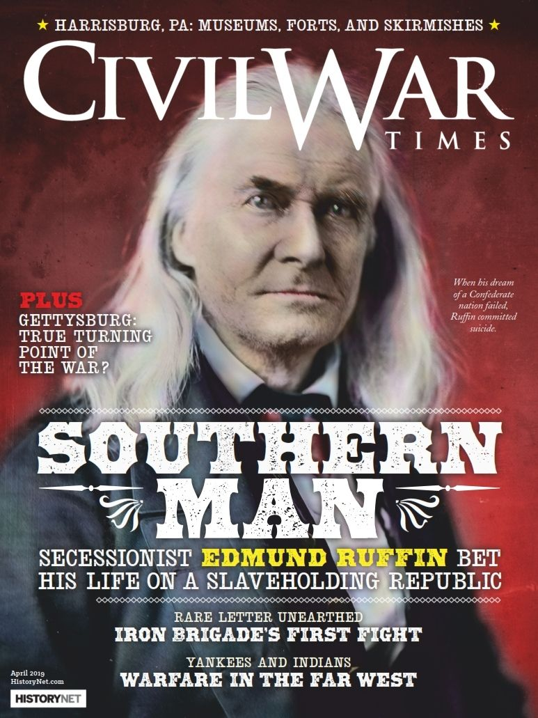 Civil War Times – April 2019   Magazines   War, Civilization