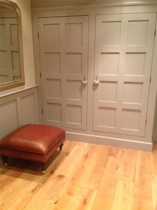 Best Farrow Ball Dove Tale 267 Panelling And Cupboard Doors 400 x 300
