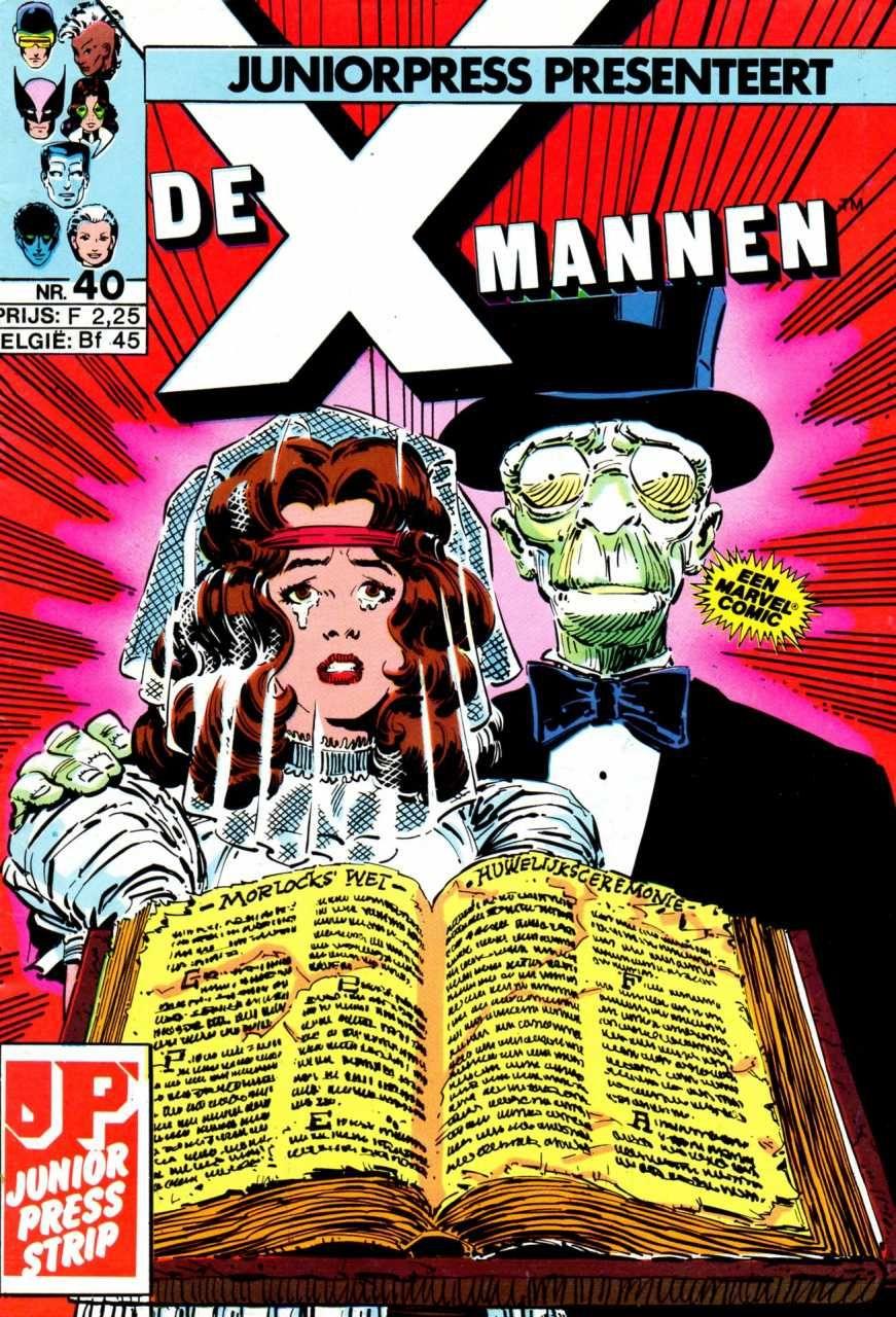 X-Mannen #40 Wat Is Er Met Kitty Gebeurd??