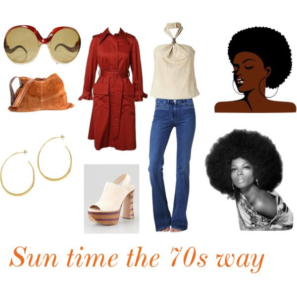 """70's Style Sunglasses"" by onetruegoddessisis on Polyvore"