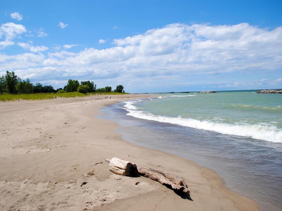 Fun and sun on Lake Eries best beaches at Pennsylvanias