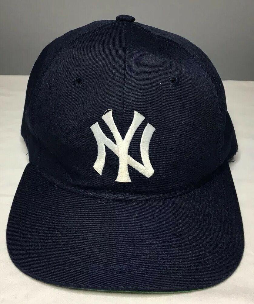 Vintage New York Yankees Annco Snapback Hat In 2020 Vintage New York Fashion Snapback Hats