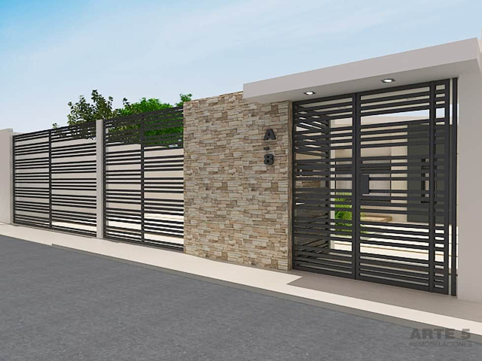 Casas de estilo por arte 5 remodelaciones en 2019 casa for Viviendas estilo minimalista