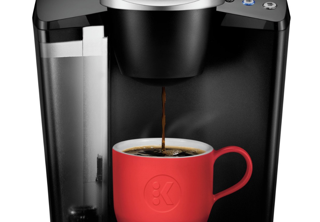 Keurig KClassic Coffee Maker, Single Serve KCup Pod
