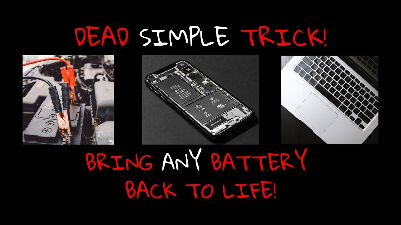 DEAD SIMPLE TRICK TO BRING CAR, LAPTOP & CELL PHONE
