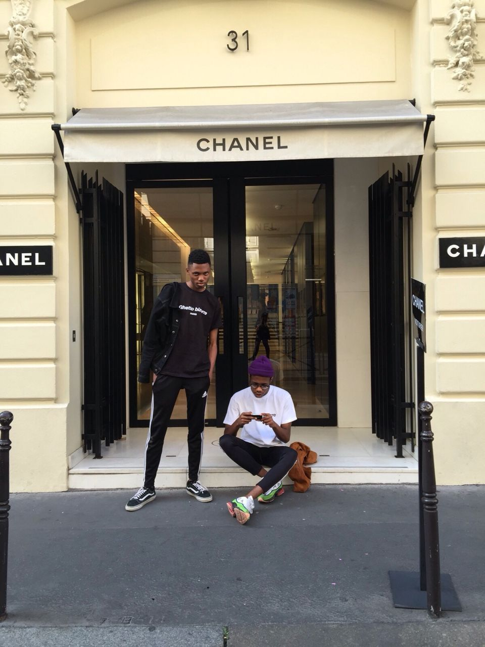 マイケル — 黒 cocvinex fashion co-leader 黒 follow mwhxofor...